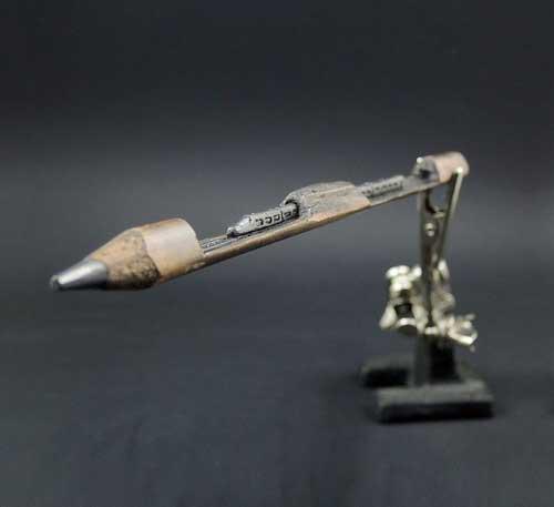 صور - اعمال فنية مذهلة باستخدام قلب القلم الرصاص
