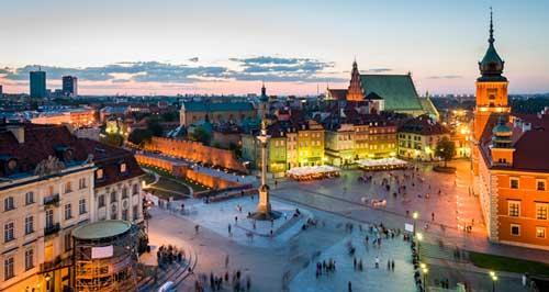 صور - ماهي عاصمة بولندا ؟