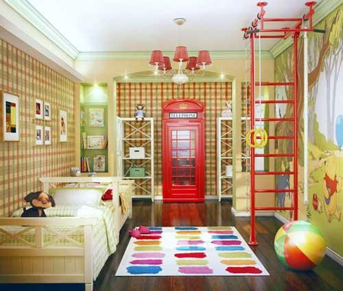 صور - افكار غرف نوم شباب فى مرحلة المراهقة