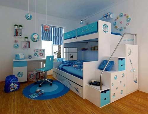 صور - احدث تصميمات غرف نوم اولاد بالصور