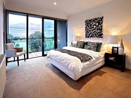 صور - ديكور بلكونات رائع يناسب غرف النوم
