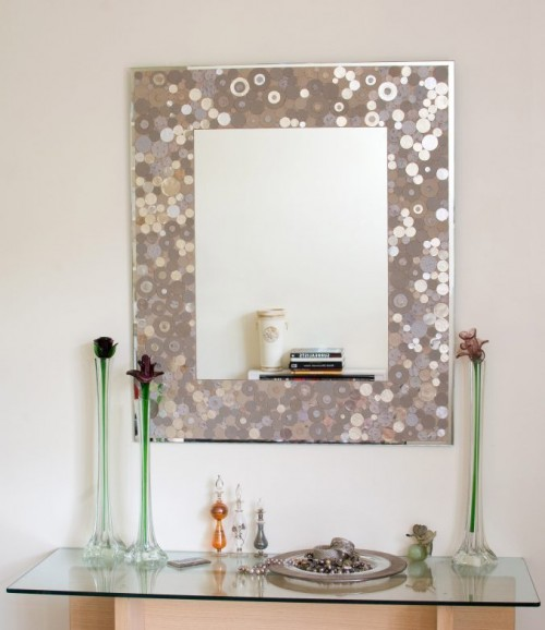 Diy Bathroom Mirror Ideas By