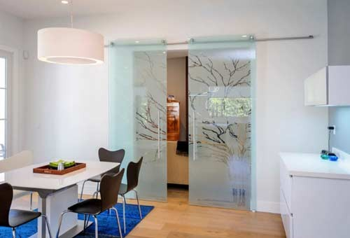 صور - افكار ابواب غرف مودرن مبتكرة وحديثة بالصور