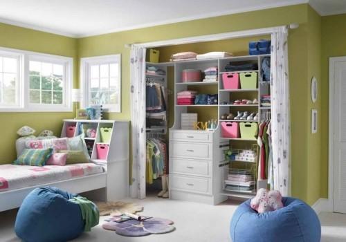 كيف تصنعي من الستائر دواليب غرف النوم ؟   ماجيك بوكس