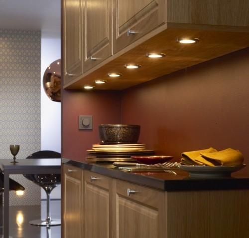 كيف يمكنك اضاءة المطبخ بـ 8 من انواع الاضاءة المختلفة ماجيك بوكس