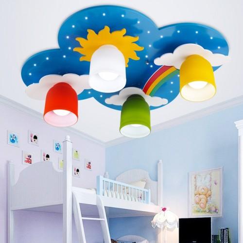 صور اسقف معلقه فى غرف الاطفال   ماجيك بوكس