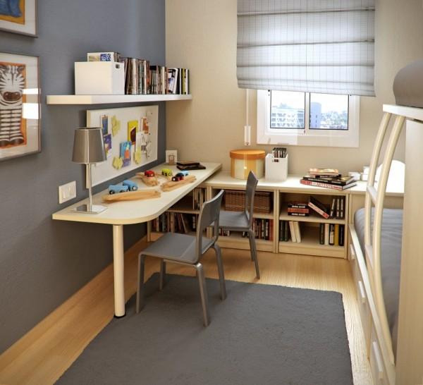 صور - أجمل أشكال مكاتب أطفال للمذاكرة بالصور