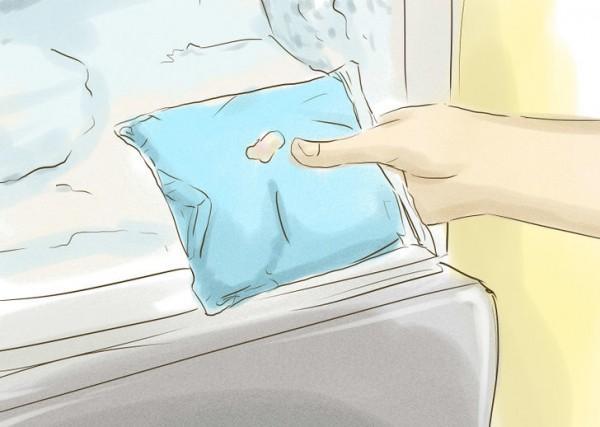 صور - كيف يمكنك ازالة العلكة من الملابس ؟