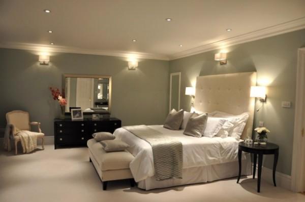 كيف تختارين اضاءة غرفة النوم ؟   ماجيك بوكس