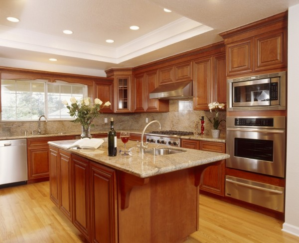 pictures of white kitchen cabinets with brown countertops احدث ديكورات اسقف مطابخ ماجيك بوكس 24719