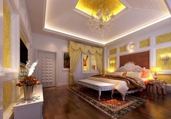 صور - انارة غرف النوم بطريقة حديثة