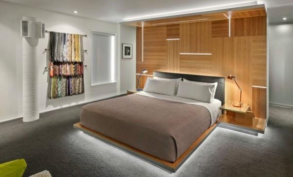 تصاميم غرف نوم بسيطة لنوم هادئ   ماجيك بوكس