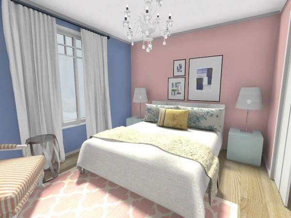 صور - افكار لتزيين المنزل بالوان رومانسية