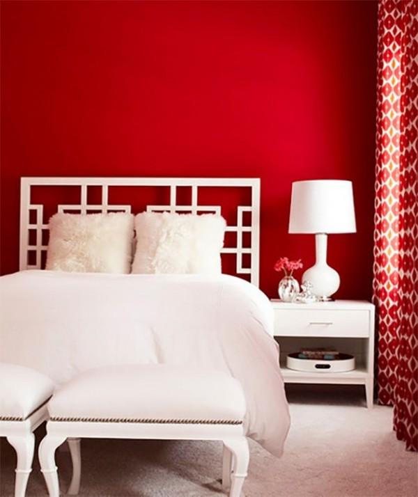 Bedroom Colours That Go With Red Bedroom Door Clipart Bedroom Utensil Bedroom Furniture In White: احدث الوان دهانات غرف النوم