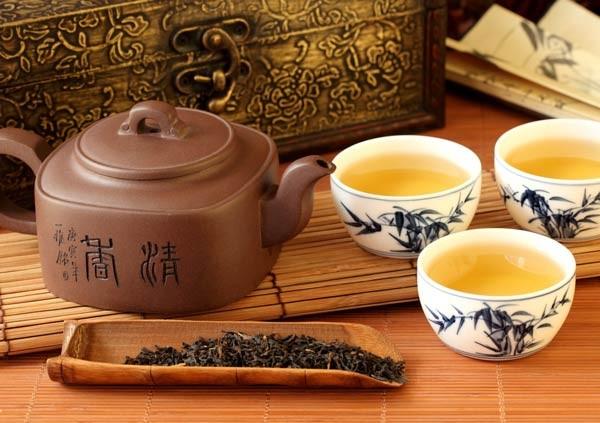 صور - كيفية انقاص الوزن مع الشاي الصيني
