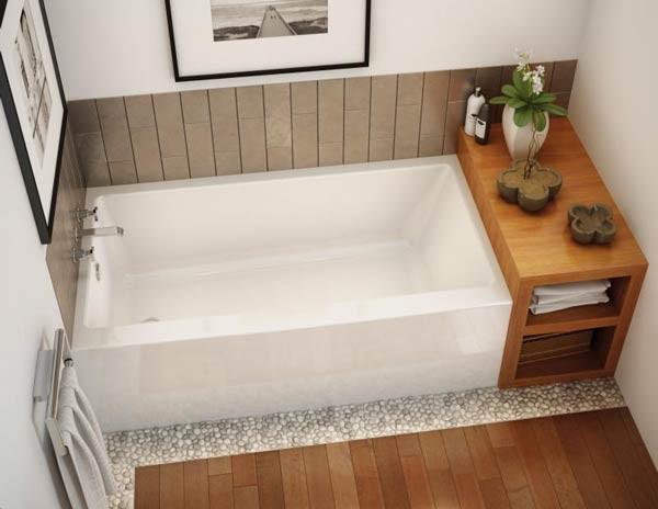 كيفية استخدام التكنولوجيا الحديثة في بانيو الحمامات
