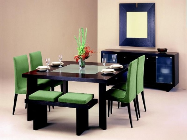 50 Best Dining Room Sets For 2017: موديلات غرف سفرة مودرن 2017