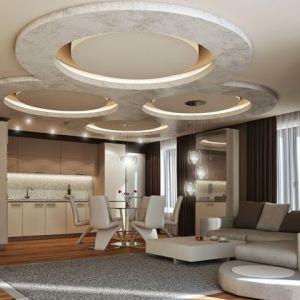 تصميمات اسقف معلقة 2017 غاية الروعة