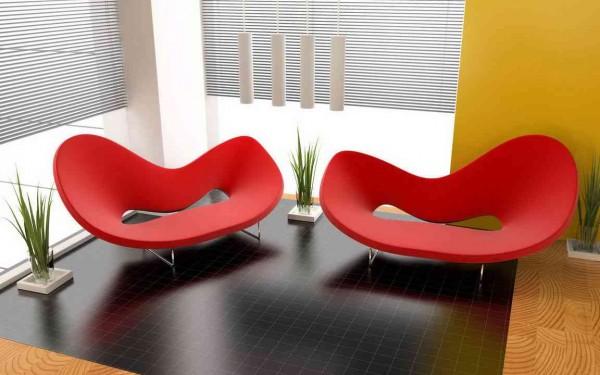 صور - ابتكار كرسى سرير مودرن للمساحات الصغيرة