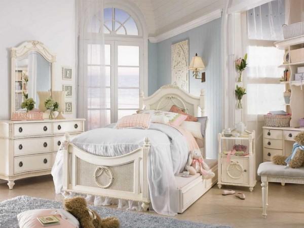 صور - الوان ديكور غرف نوم بنات جديدة رائعة