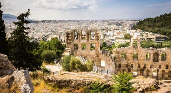 صور - ما هى عاصمة اليونان  ؟