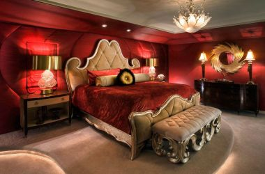 017172065 ديكور غرف النوم الرومانسية المودرن