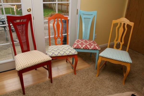 Dining Room Chair Fabric Ideas: وسائد كراسي مودرن رائعة