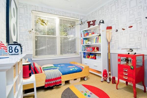 صور - كيف تختارى ديكور غرف اطفال مناسب و جذاب ؟