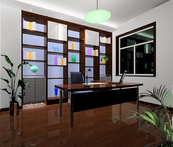 Study Home Decorating Ideas: ديكورات مكاتب مودرن انيقة لغرف الدراسة