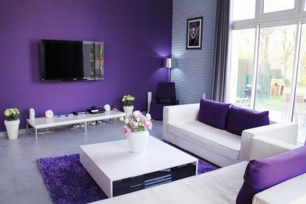 صور - كيف تختارى الوان دهانات مناسبة لغرف منزلك ؟