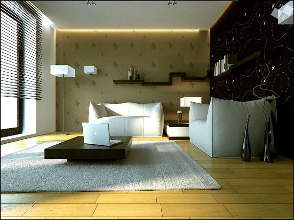 صور - ما هى افضل طرق تزيين غرف الجلوس ؟