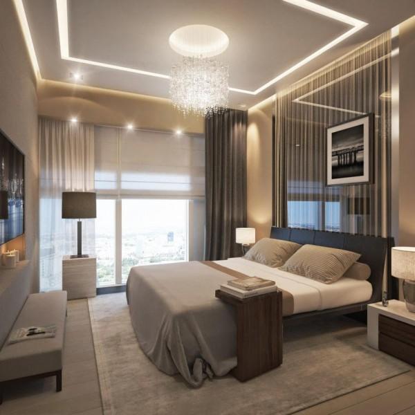 موديلات ستائر غرف نوم كلاسيكية رائعة بالصور