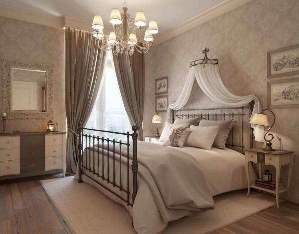 موديلات ستائر غرف نوم كلاسيكية رائعة بالصور   ماجيك بوكس