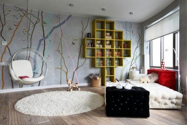 صور - افكار ديكورات غرف نوم للشباب المراهقين بالصور