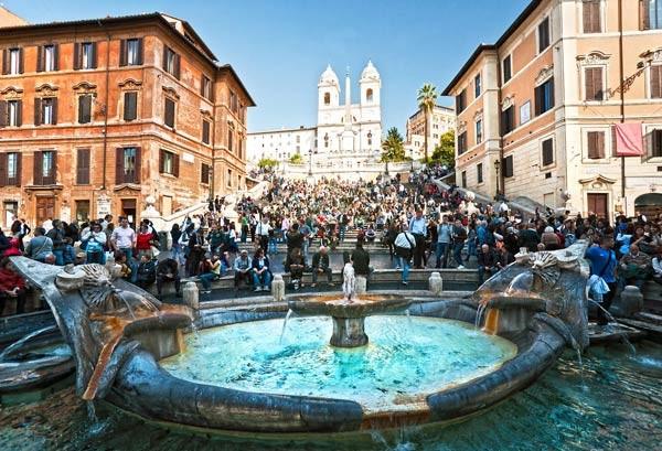 ما هي عاصمة ايطاليا ؟