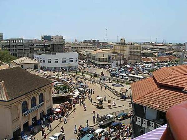 ما هي عاصمة غانا ؟