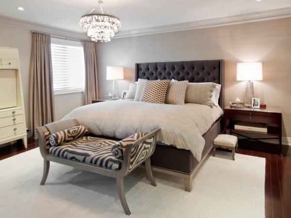 تصاميم غرف نوم ماستر رائعة الجمال بالصور   ماجيك بوكس