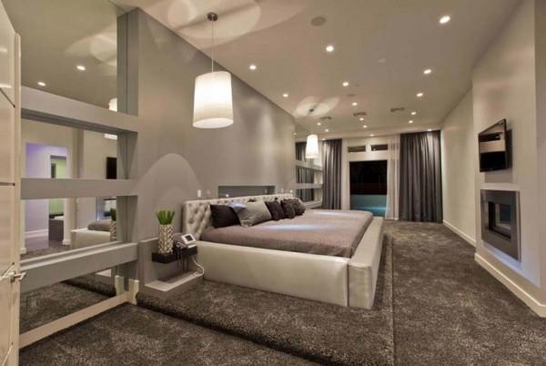 افكار و ديكورات غرف نوم كبيرة المساحة بالصور   ماجيك بوكس