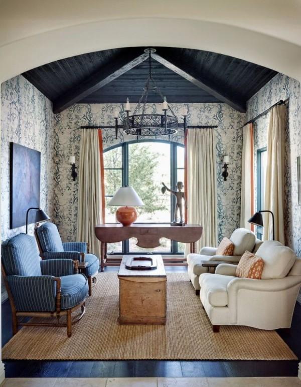 افكار جديدة لديكورات غرف معيشة مودرن رائعة