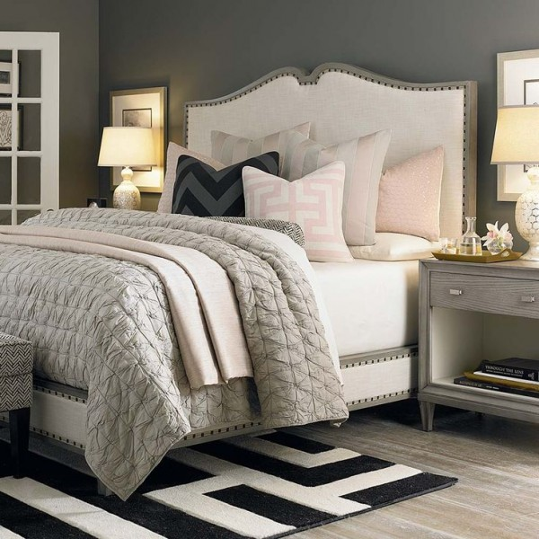 ديكورات ظهر سرير غرف نوم جذابة و انيقة ماجيك بوكس