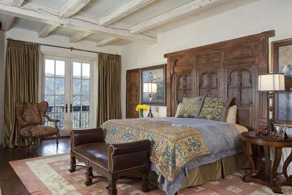 ديكورات ظهر سرير غرف نوم جذابة و انيقة