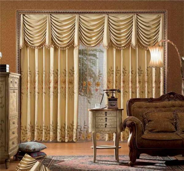 موديلات ستائر غرف نوم حديثة رائعة الجمال بالصور