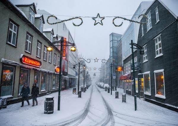 صور - ما هي عاصمة ايسلندا ؟