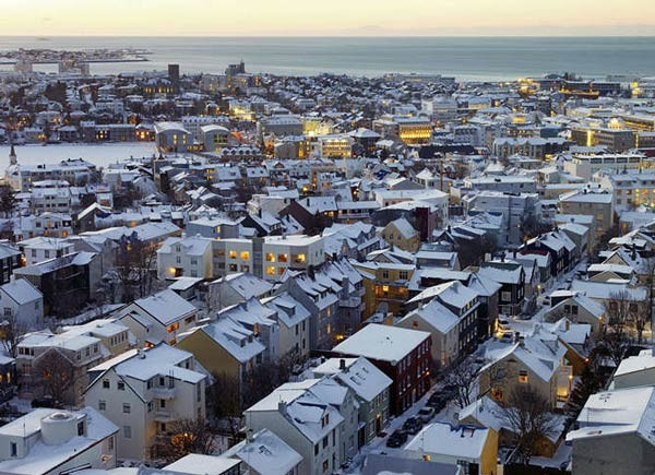 ما هي عاصمة ايسلندا ؟