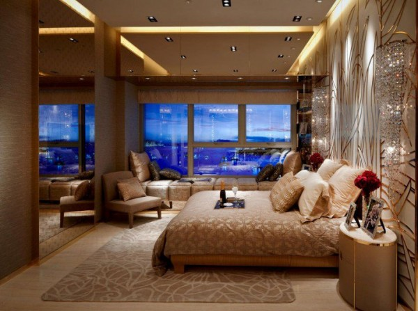 صور - ديكورات غرف نوم جديدة رائعة الجمال بالصور