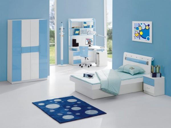 صور - افكار جديدة مبتكرة لتصاميم غرف نوم اطفال رائعة