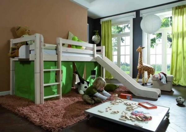 صور - كيف يمكنك اضافة مراجيح اطفال فى غرف اطفالك ؟
