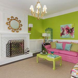 5 افكار لتوسيع غرف معيشة صغيرة
