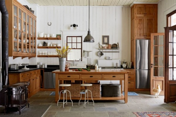 صور - تعرفى على تصاميم المطبخ اليابانى الساحرة