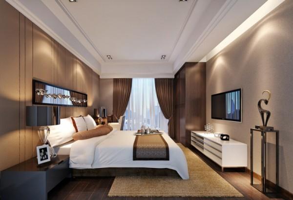 صور - اجمل تصاميم جبس غرف نوم